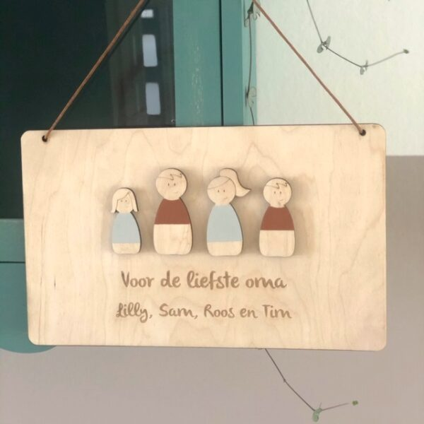 familiebordje