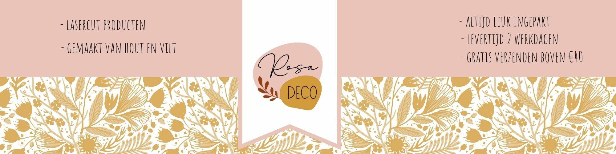 Rosa Deco